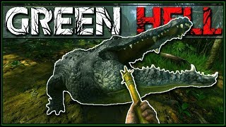How To SURVIVE Night 1 in GREEN HELL (Survival Tips) - Green Hell Gameplay Part 2