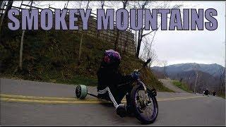 Drifting in the Smokey Mountains