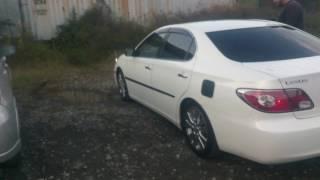 Видео-тест автомобиля Toyota Windom (Mcv30-5014231, белый, 2001г.)