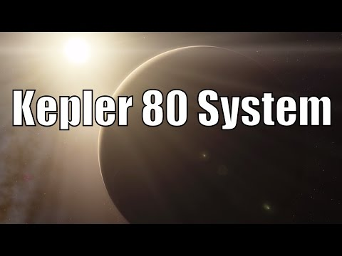 Kepler 80 system - Planetary Alignment and EXOMOONS