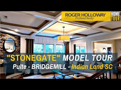 Buy the STONEGATE Model in Indian Land SC at Bridgemill