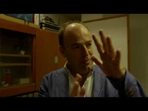Charles Spence: extra footage 1