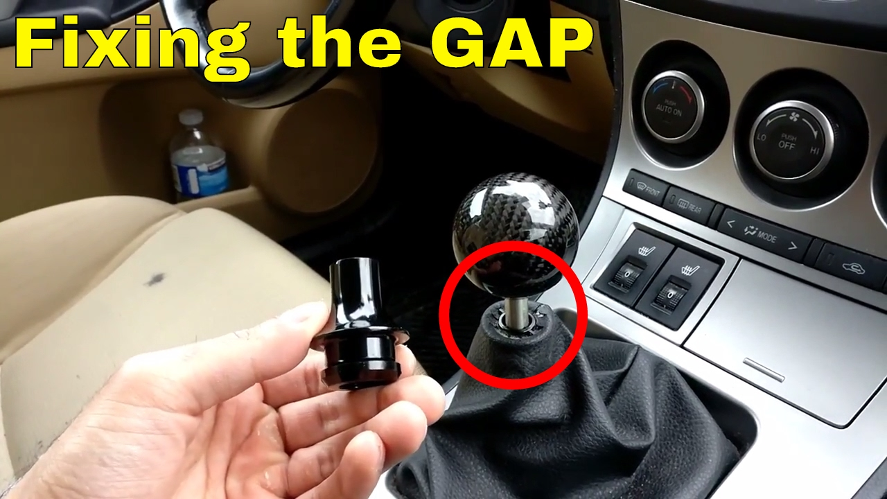 How to put shift boot on automatic