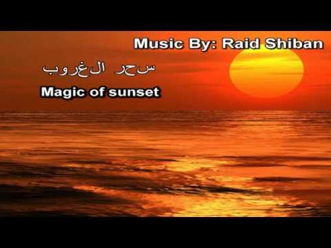 magic of sunset - raid shiban