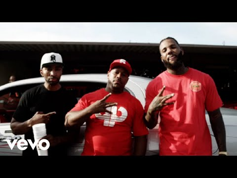 The Game - Roped Off ft. Problem, Boogie