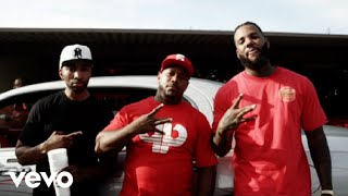 Teledysk: The Game - Roped Off ft. Problem, Boogie