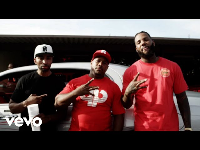 The Game - Roped Off ft. Problem & Boogie