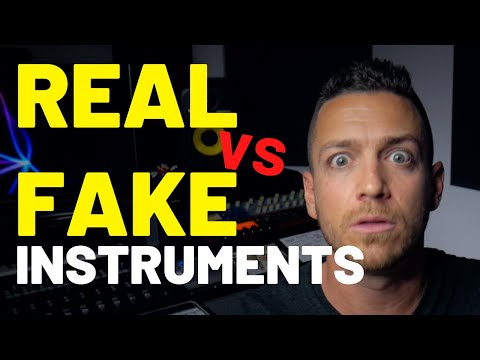 Virtual Instruments vs Real… does it matter? – RecordingRevolution.com