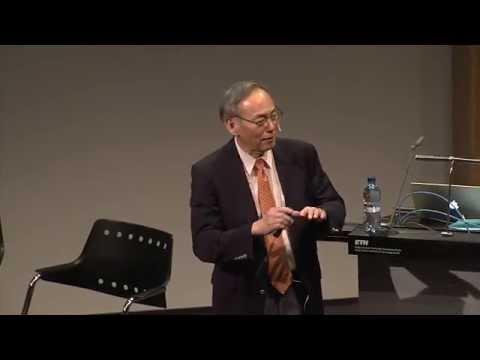 Richard R. Ernst Lecture 2015: Nobel Prize Laureate Steven Chu speaks at ETH Zurich