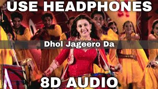 Dhol Jageero Da (8D Audio) || Master Saleem || 3D Audio || 8D Song || 3D Song