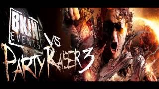 Johnny Napalm vs. HardT3K-Tic @ BKJN vs  Partyraiser Part 3