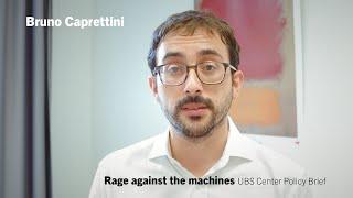 Rage against the machines by Bruno Caprettini