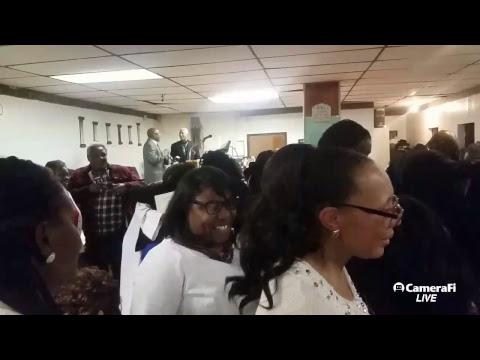 Judah House of Prayer Church's broadcast