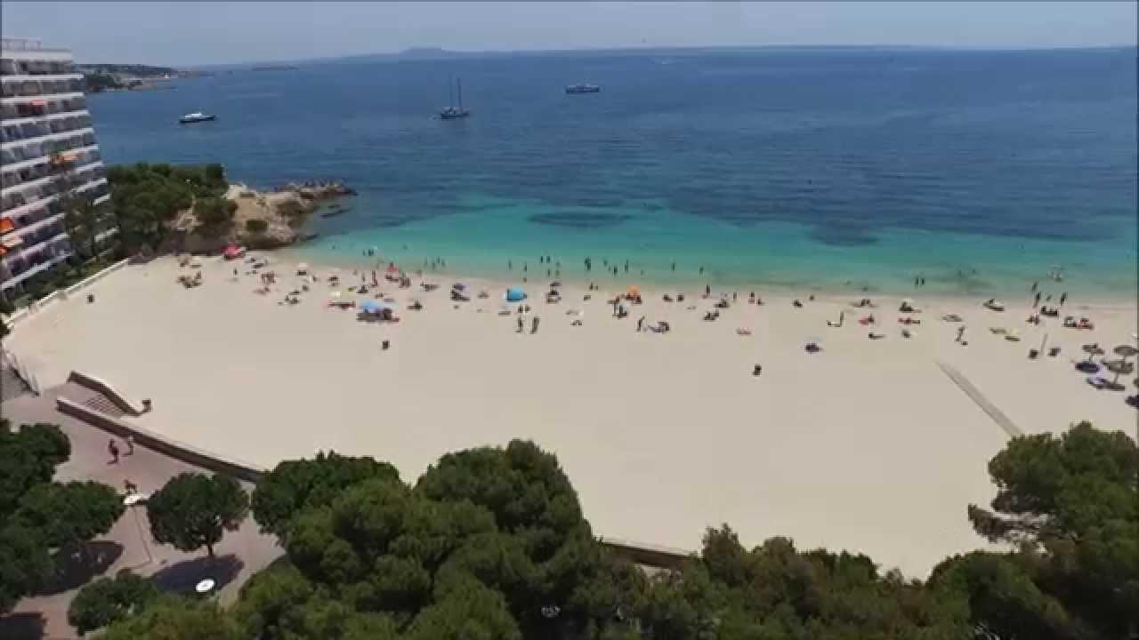 Hotel Tropico Palma Nova Mallorca Youtube Job Today Palma De Mallorca