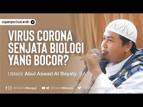 virus-corona-senjata-biologi-yang-bocor?---ustadz-abul-aswad-al-bayaty