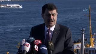İstanbul Valisi Vasip Şahin& 39 den Yılbaşı Önlemlerine İlişkin Açıklama