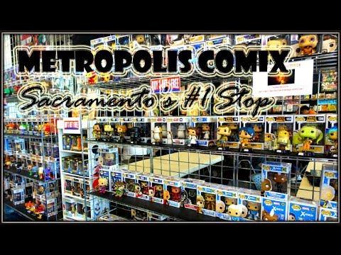 METROPOLIS COMIX / Sac