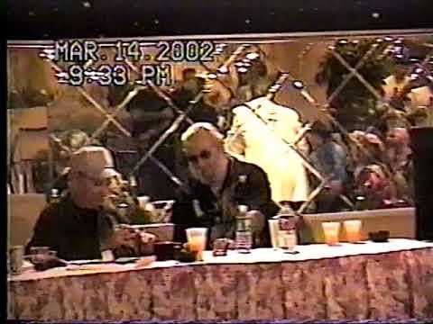 Jack Armstrong Roast Philadelphia Tattoo Arts Festival 2002