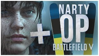 BATTLEFIELD V + NARTY = SINGLEPLAYER