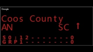 Live police scanner traffic for Douglas county, Oregon.  1/22/2018  6:00 PM