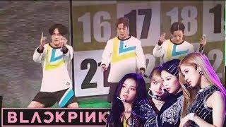 Gambar cover (Part 50) K-Idols Dancing and Singing to BLACKPINK Songs
