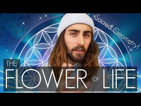 The Flower of Life! (Sacred Geometry)