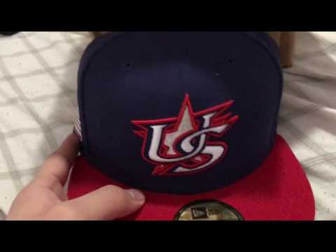 Team USA WBC Cap 2017