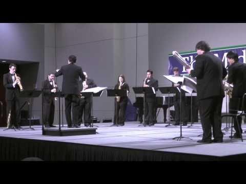 Shéhérazade (IV. Festival at Baghdad) UI Saxophone Ensemble