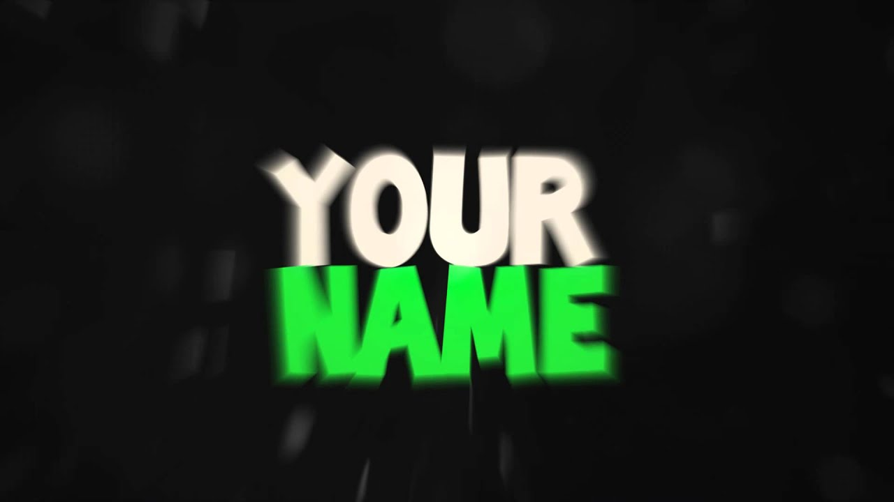 free 3d intro template after effectscinema 4d youtube