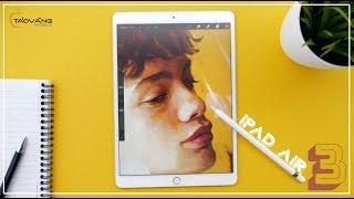 iPad Air 3 (2019) máy tính bảng pin trâu máy khỏe