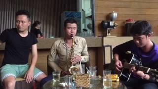 Sao ta lặng im - Saxophone Trung Quân cover by Guitar Đinh Đoàn