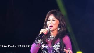 Hoa Nở Về Đêm  - Thanh Tuyền (Liveshow giai điệu yêu thương 14 in Praha 27.09.2016)