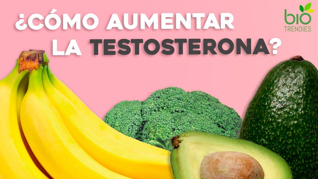 Como producir testosterona en el hombre