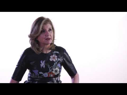 Women, and the redefining of Failure and Success | Arianna Huffington | WOBI