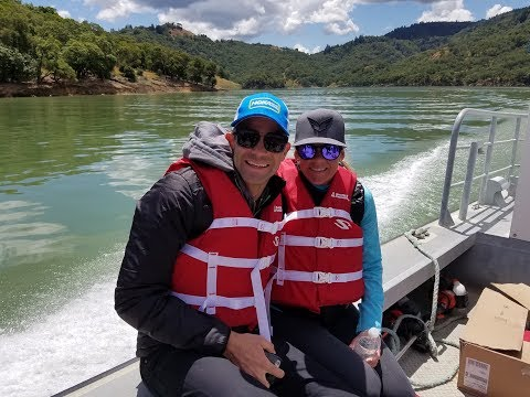 IRONMAN Foundation 2017 Service Project At Lake Sonoma