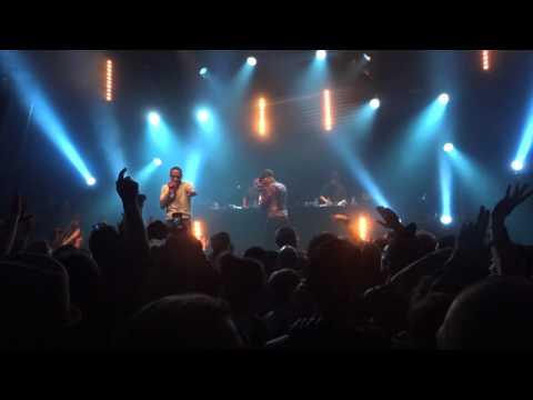 Talib Kweli and Mos Def (Black Star) - Paris (March  2012)