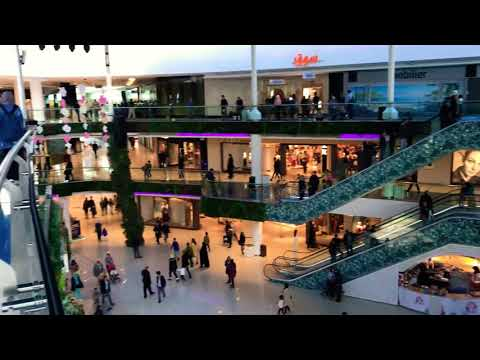 Weekend in Morocco Mall CASABLANCA