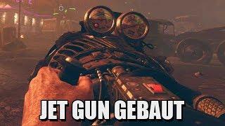 CALL OF DUTY BLACK OPS 2 Zombie Mode Gameplay - Jet Gun gebaut