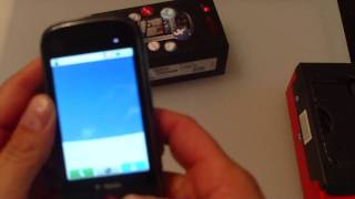 Motorola CLIQ Unboxing and Quick Review