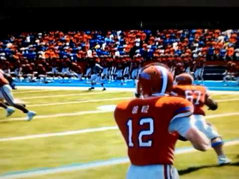 NCAA 12- John Brantley best escape ever!
