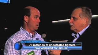 Gordon Hall talks about the upcoming 200th edition of ShoBox: The Next Generation.