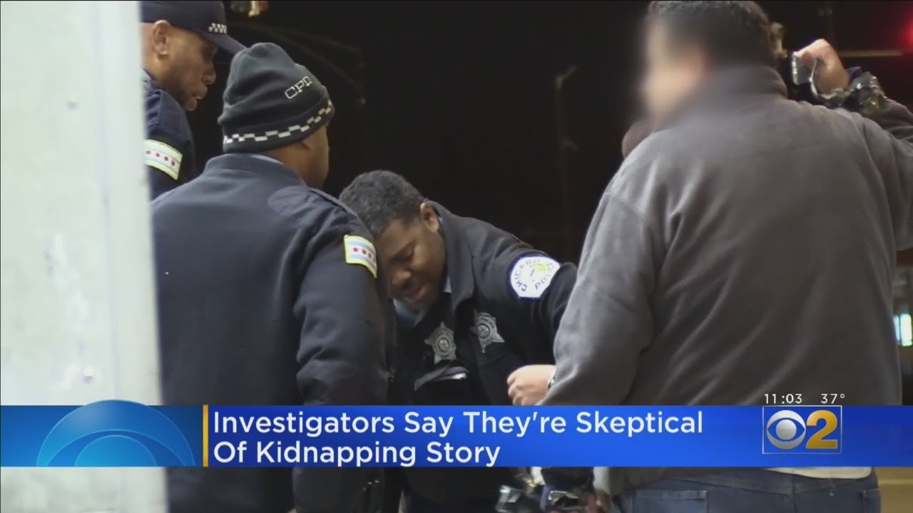 Detectives Questioning 2 Men Claiming They Were Approached By Police Impersonators, Kidnapped