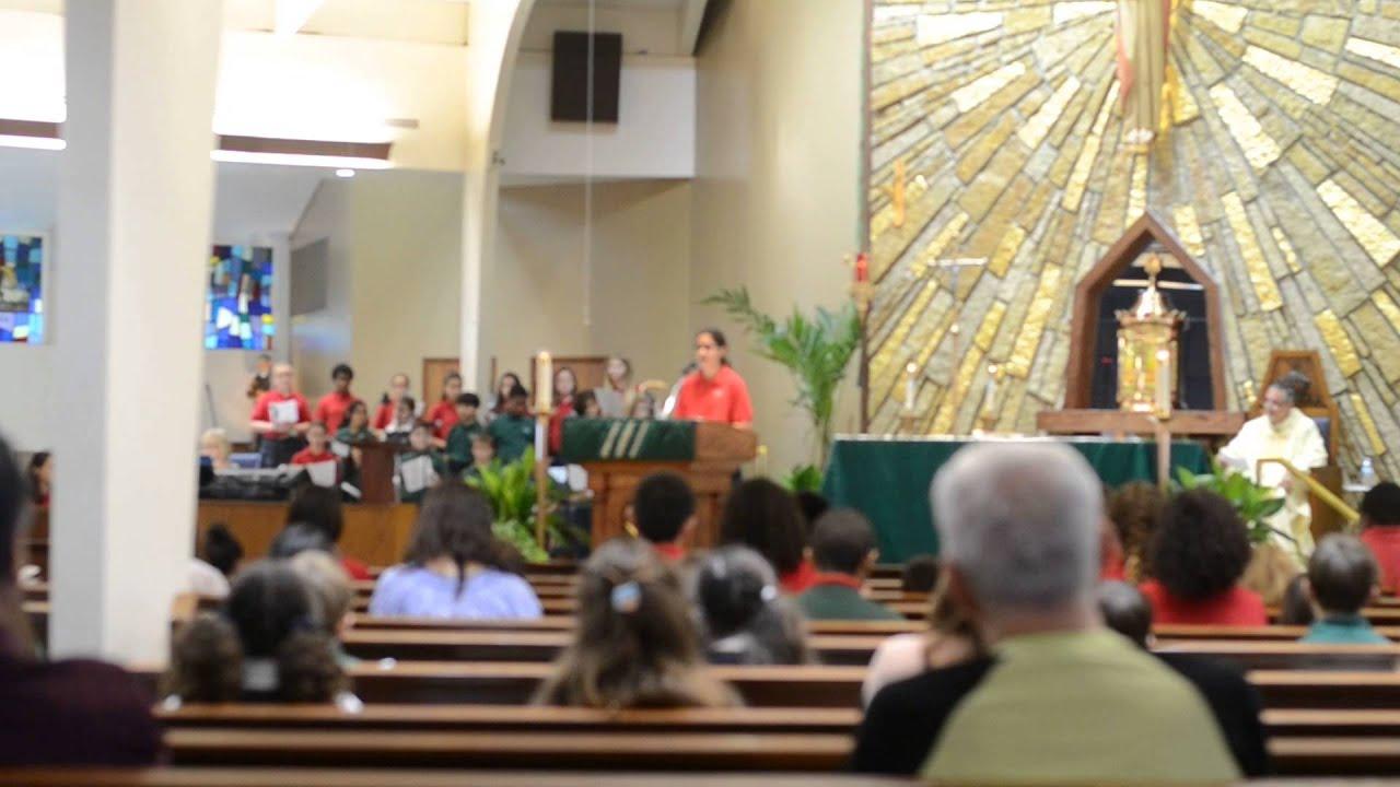 St  Thomas Aquinas Catholic Church, St  Cloud,Florida 34769 Video 6