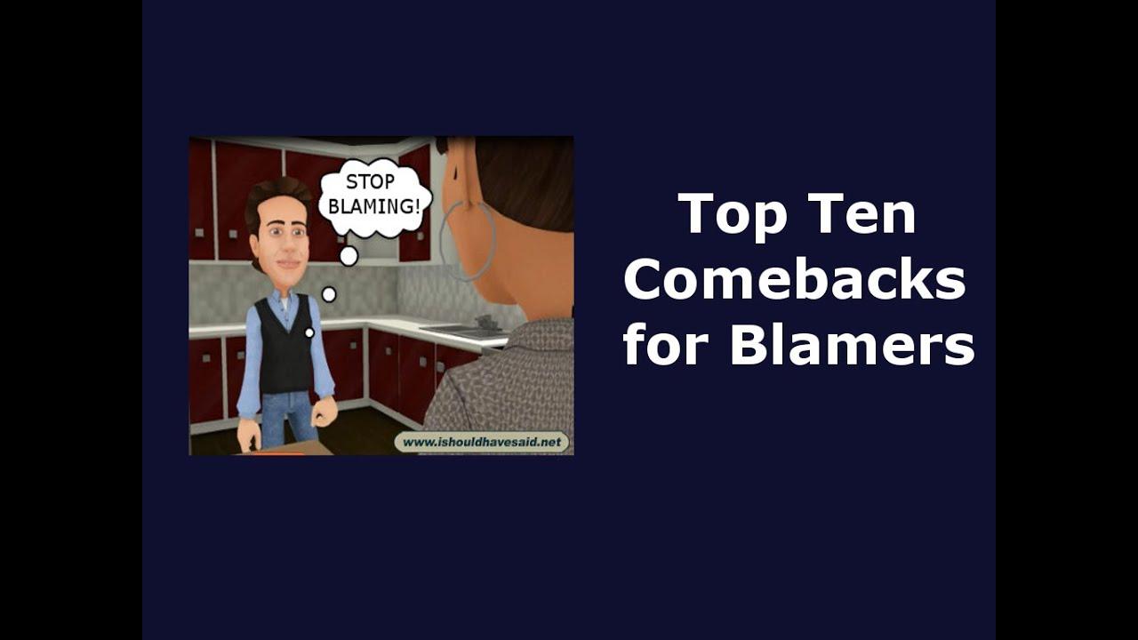 Blamers