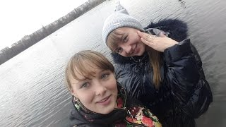 Vlog:Школа /Эпичный 8 урок)))Прогулка с Кристиной)Сумы днём и ночью)))