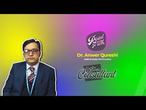 Ask a Consultant : Dr. Anwer Qureshi | Acute medicine, Geriatrics, & Hyperacute Stroke