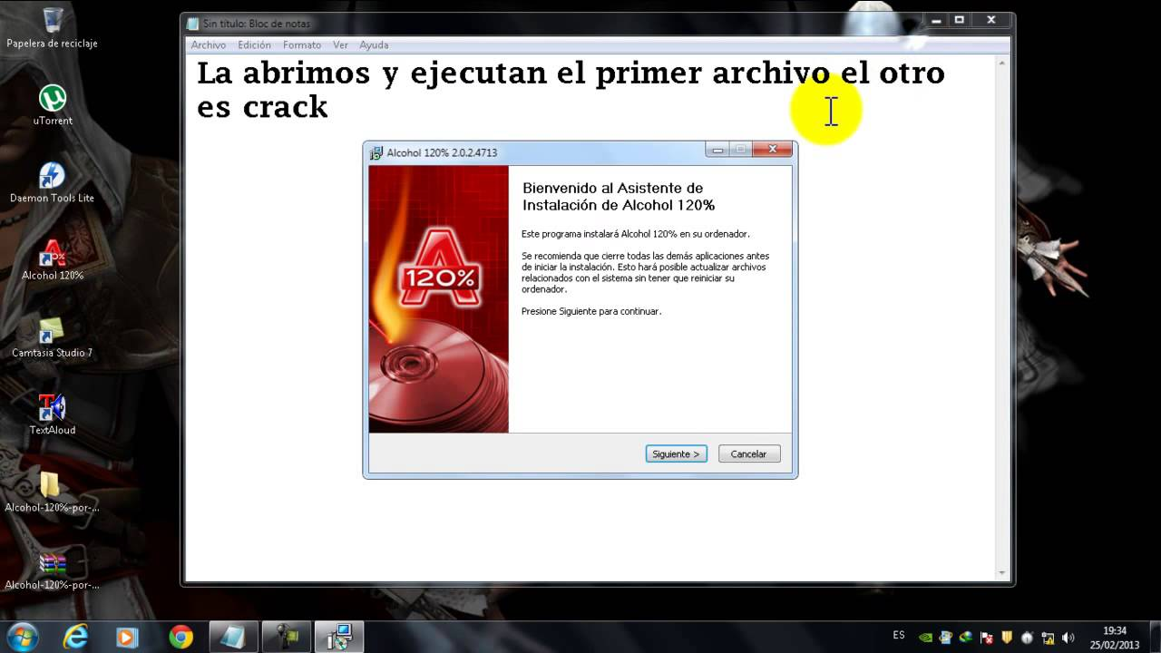 Alcohol 120 full version for windows 7 64 bit f.