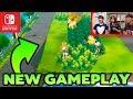 New Pokemon Switch Route 17 GAMEPLAY! Pokemon Let's Go Pikachu
