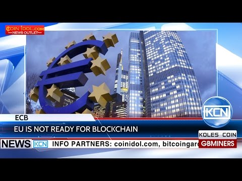 KCN Europe is not ready for blockchain