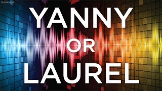 "Do you hear ""Yanny"" or ""Laurel""?"